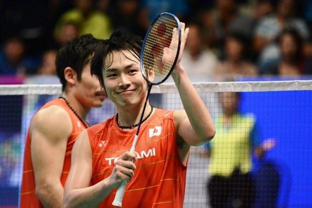 Japan win badminton Asia mixed team championships hinh anh 1