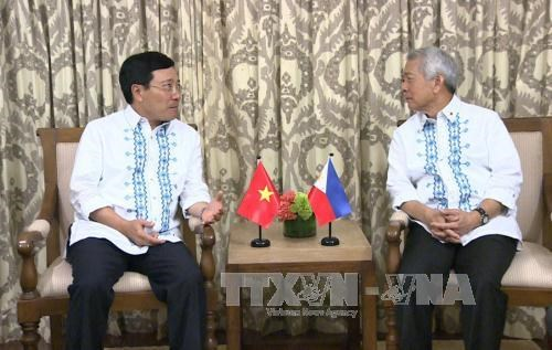 Vietnam, Philippines forge stronger partnership hinh anh 1