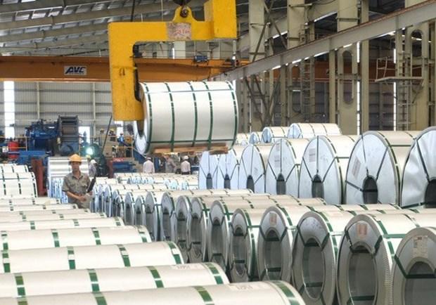 Steel makers bemoan dumping hinh anh 1