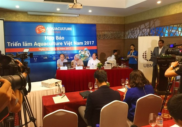 Can Tho to host Aquaculture Vietnam 2017 hinh anh 1