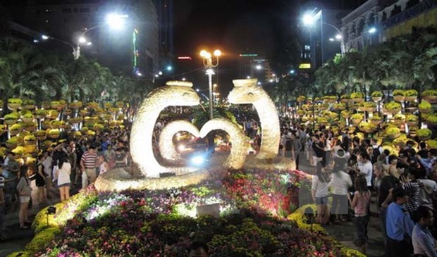 HCM City, RoK locality to co-organise int'l cultural festival hinh anh 1