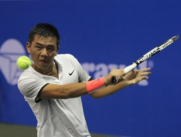 Top VN tennis player rises three spots in world rankings hinh anh 1