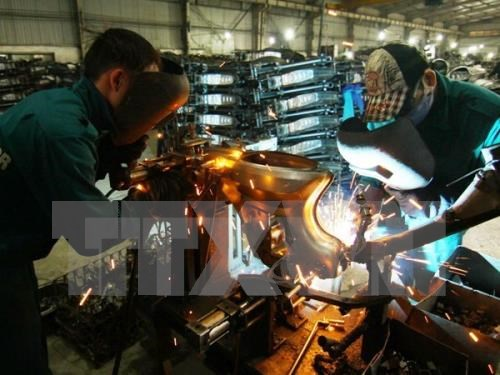 Hanoi fair promotes links in manufacturing industry with Japan hinh anh 1