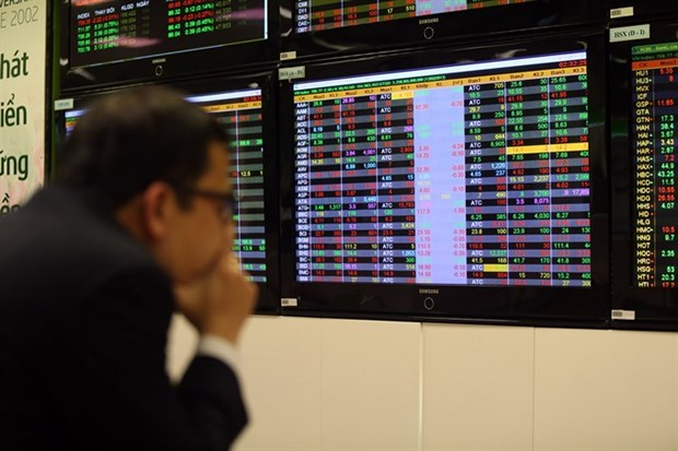 VN-Index rises but investors worry hinh anh 1