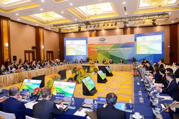 APEC Finance, Central Bank Deputies Meeting convenes hinh anh 1
