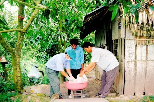 Dak Nong spends over 200 billion VND upgrading water system hinh anh 1