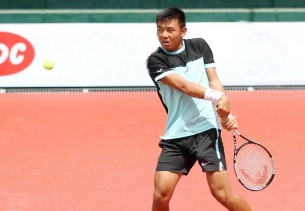 Nam enters 2nd round of China F2 Men's Futures hinh anh 1