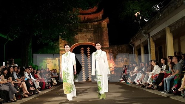 HCM City eager for Ao Dai festival in March hinh anh 1