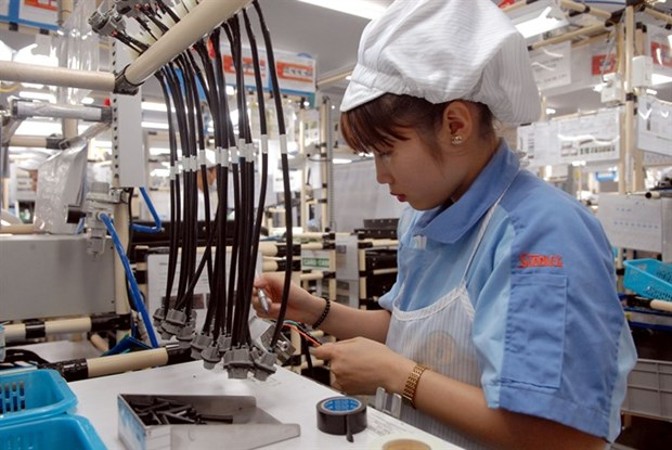 FDI hits 3.4 billion USD in first two months hinh anh 1