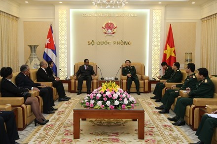 Vietnam, Cuba boost cipher cooperation hinh anh 1