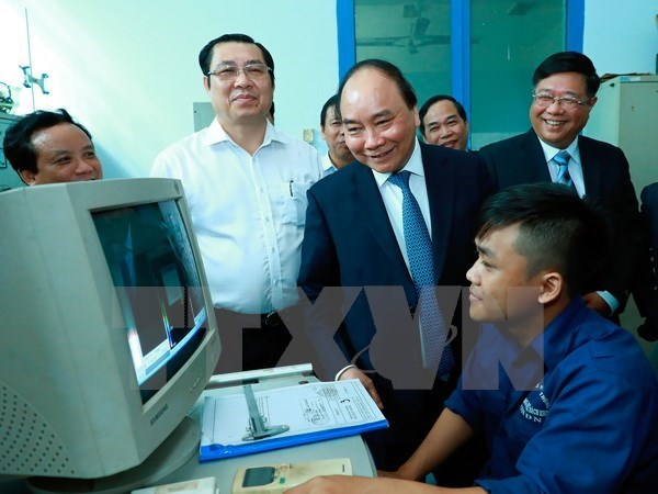 PM: Da Nang University must continuously improve training quality hinh anh 1