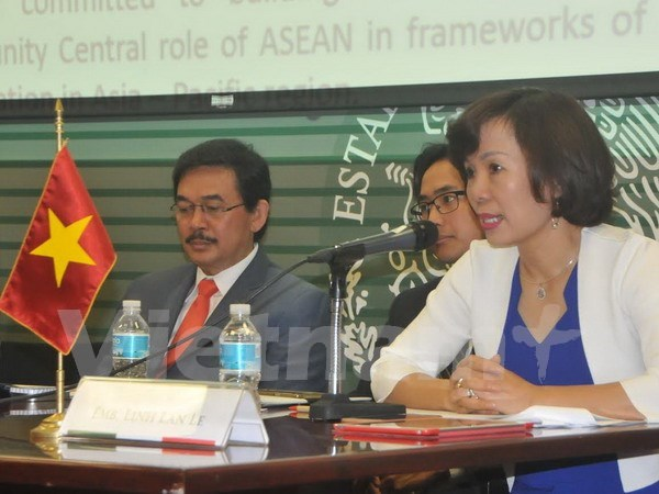 ASEAN images popularised in Mexico hinh anh 1