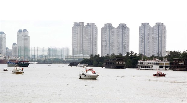 HCM City to launch first river-bus service hinh anh 1