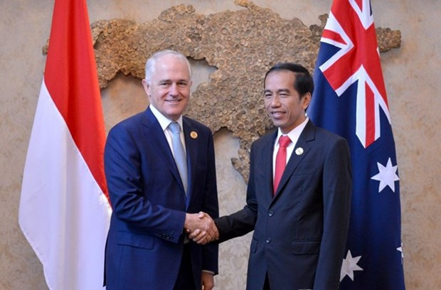 Indonesia, Australia enhance bilateral ties hinh anh 1