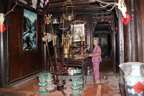 123-year-old house in Tay Ninh recognised architectural relic hinh anh 1