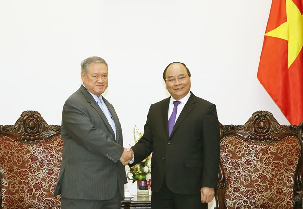 Vietnam willing to help Brunei ensure food security: Prime Minister hinh anh 1