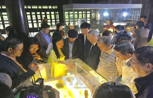 Japan - Vietnam trade exhibition opens in Hue hinh anh 1