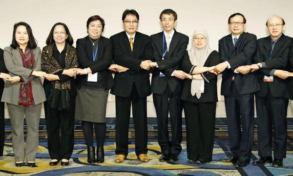 RCEP negotiations begin in Japan hinh anh 1