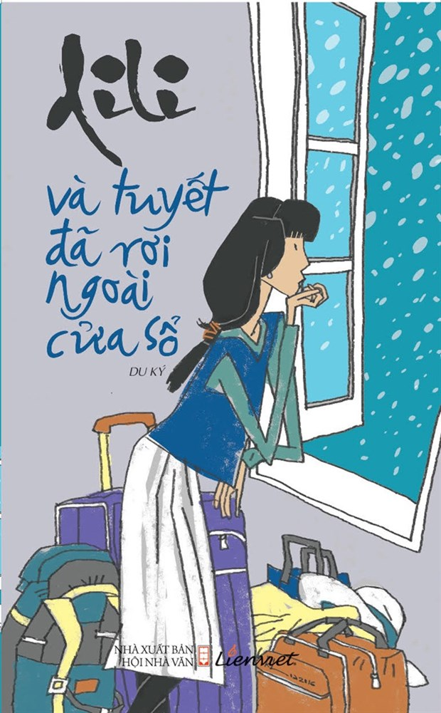 Book encourages young people to travel more hinh anh 1