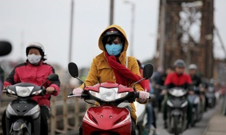 No respite from cold spell in North hinh anh 1
