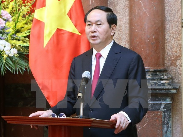 President highlights huge potential for Vietnam-Japan cooperation hinh anh 1