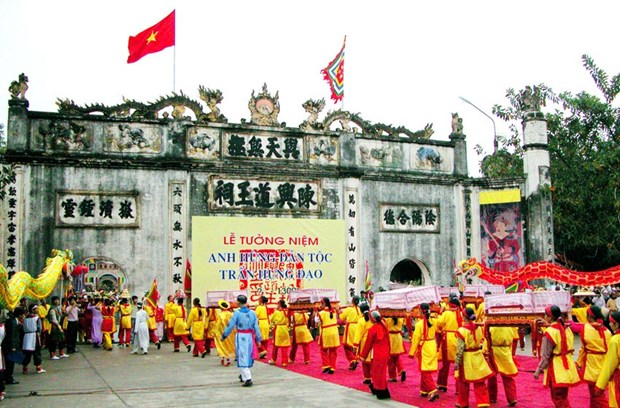 Cua Ong Temple Festival gets intangible cultural heritage status hinh anh 1