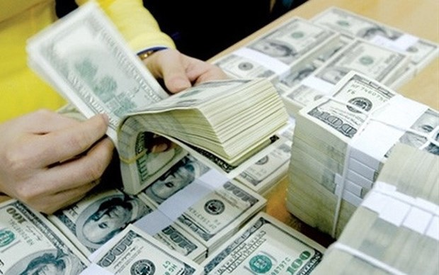 Reference exchange rate revised up 4 VND hinh anh 1