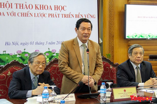 Culture must be a pillar of sustainable development: symposium hinh anh 1