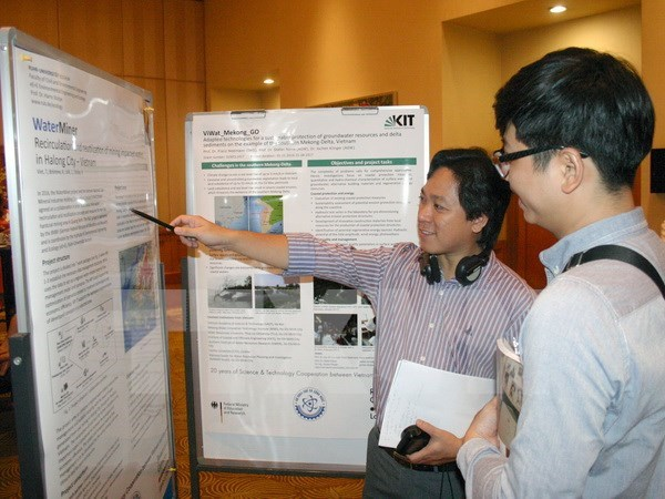 Science day tightens Vietnam-Germany sci-tech links hinh anh 1