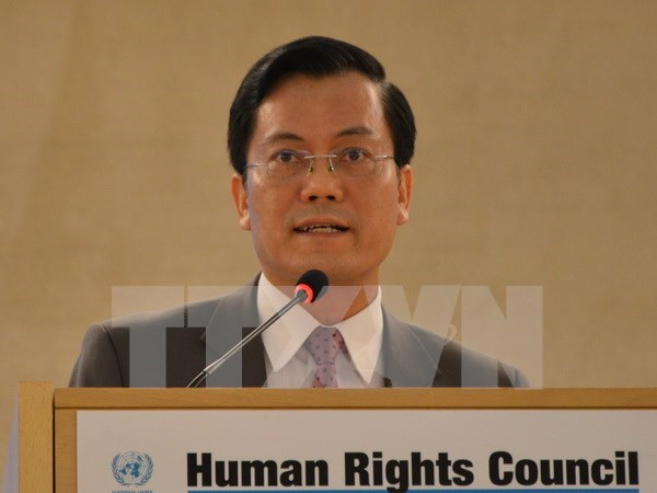 Official highlights Vietnam's contributions to global human rights initiatives hinh anh 1