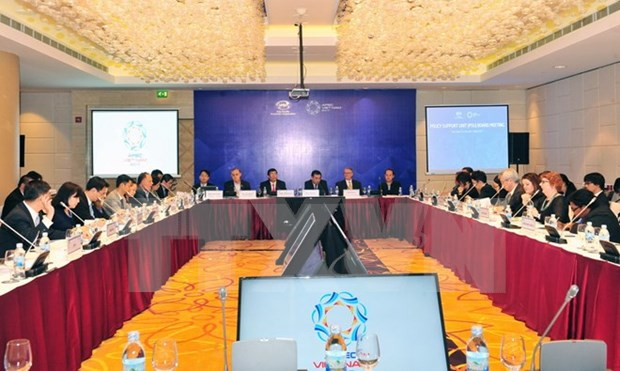 All preparations done for first APEC Senior Officials Meeting hinh anh 1
