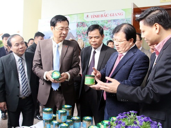 """Quang Ninh leads in """"One Commune One Product"""" programme hinh anh 1"""
