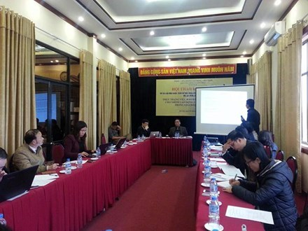 Workshop talks sustainable livelihood for disadvantaged labourers hinh anh 1