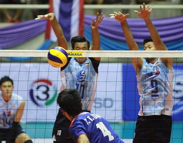 Vietnam to host Asian Men's Club Volleyball Cup 2017 hinh anh 1