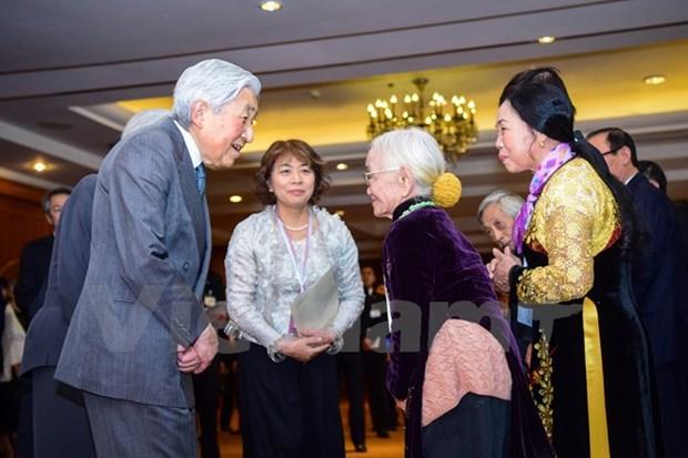 Japanese Emperor's Vietnam visit attracts media attention hinh anh 1
