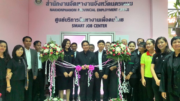 Thailand opens smart job centre to boost competitiveness in ASEAN hinh anh 1
