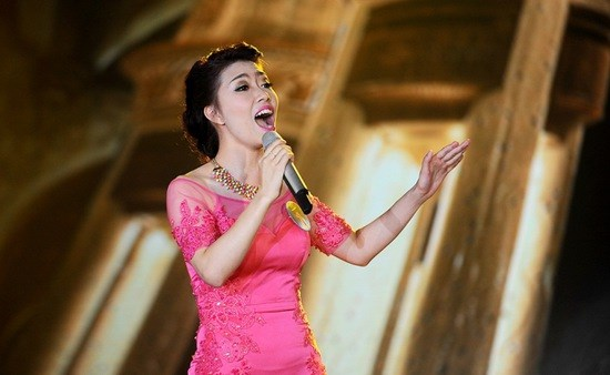 Vietnamese vocalist wins Russian vocal contest hinh anh 1