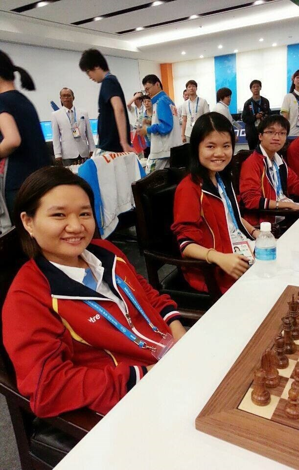 Vietnamese remains best master in chess championship hinh anh 1