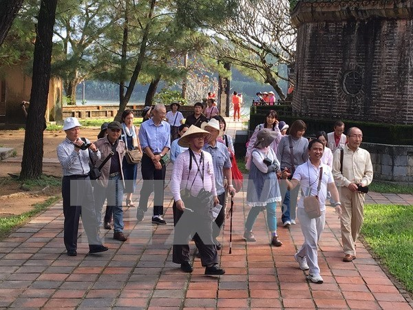 Thua Thien-Hue promotes cooperation with Japan's localities hinh anh 1