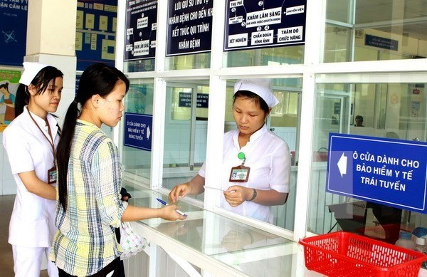 Health insurance card a booming success: Minister hinh anh 1