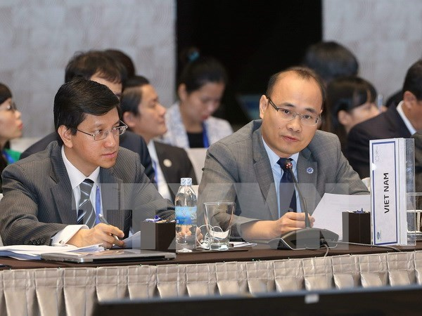 Officials support Vietnam's priorities for APEC 2017 hinh anh 1