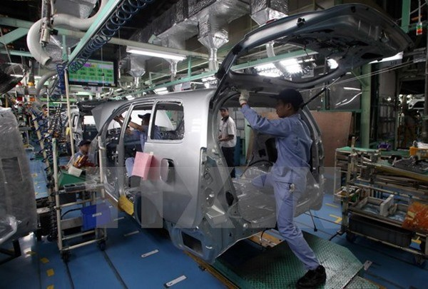 Domestic automakers brace for imports hinh anh 1