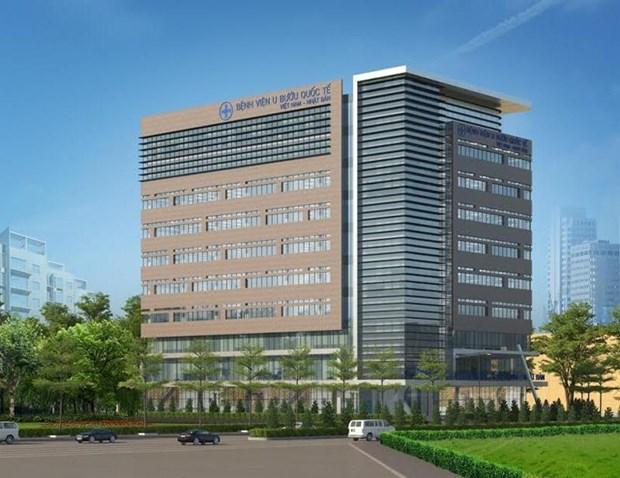Works start on Vietnam-Japan int'l cancer hospital hinh anh 1