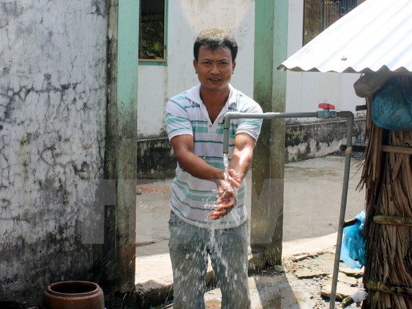 Hanoi: Living conditions in rural areas improve hinh anh 1