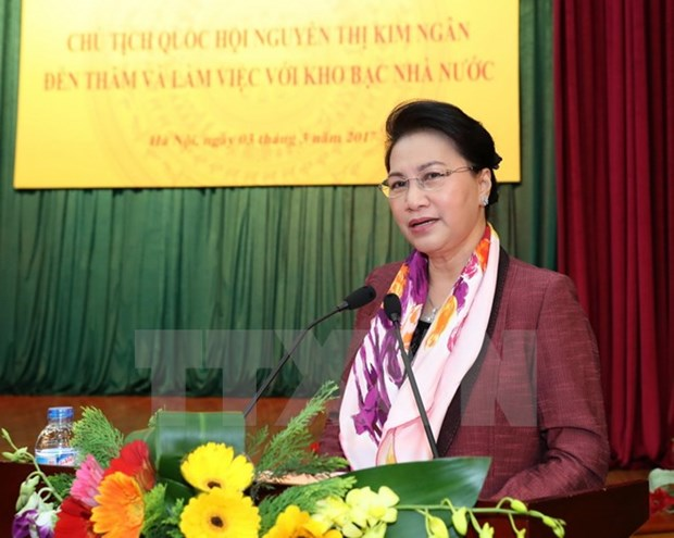 State Treasury asked to continue following strategy till 2020 hinh anh 1