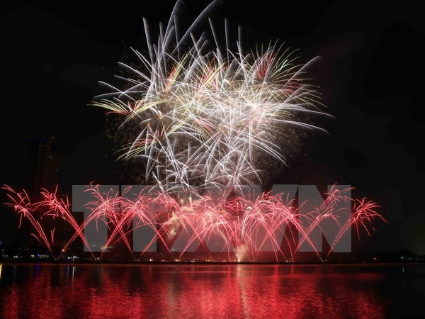 Nonstop events scheduled for Da Nang firework show hinh anh 1
