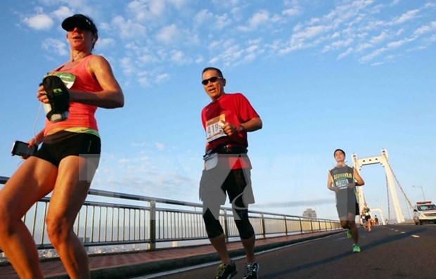 Over 5,000 marathoners to race in Da Nang hinh anh 1