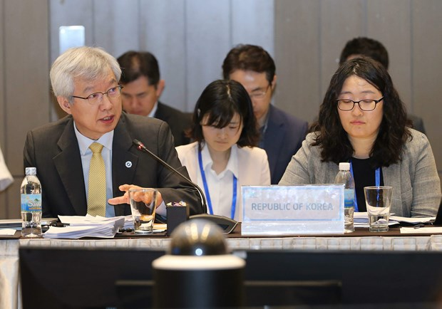 Food security high on agenda of SOM1's second session hinh anh 1