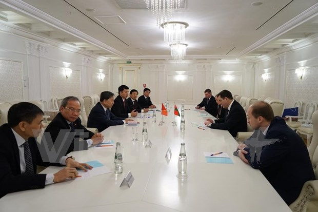 Vietnam, Belarus bolster cooperation in crime fight hinh anh 2