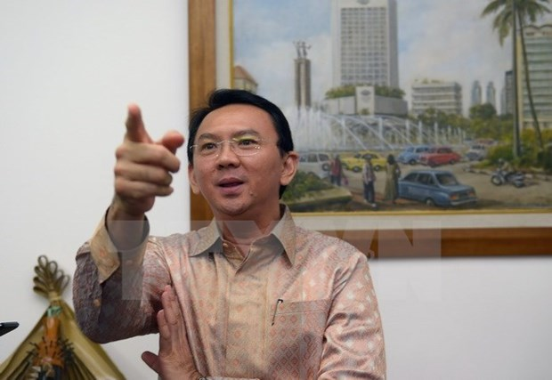 Indonesian capital's next governor decided in April run-off  hinh anh 1
